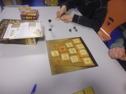 Opération Pharaon : un vrai bon jeu de calcul